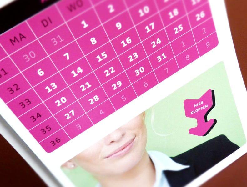 FWG Bureaukalender