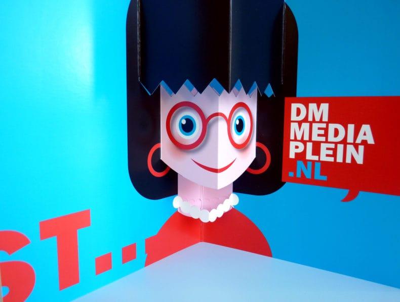 Campagne lancering DM Mediaplein